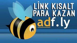adfly link kısaltarka para kazanmak