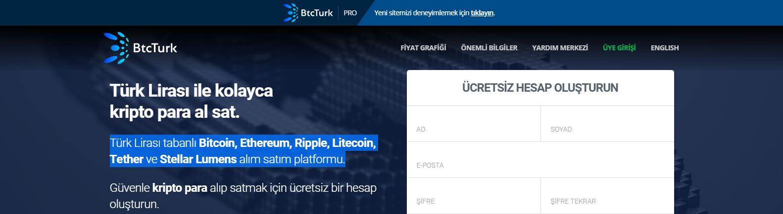 btcturk nedir bitcoin sitesi
